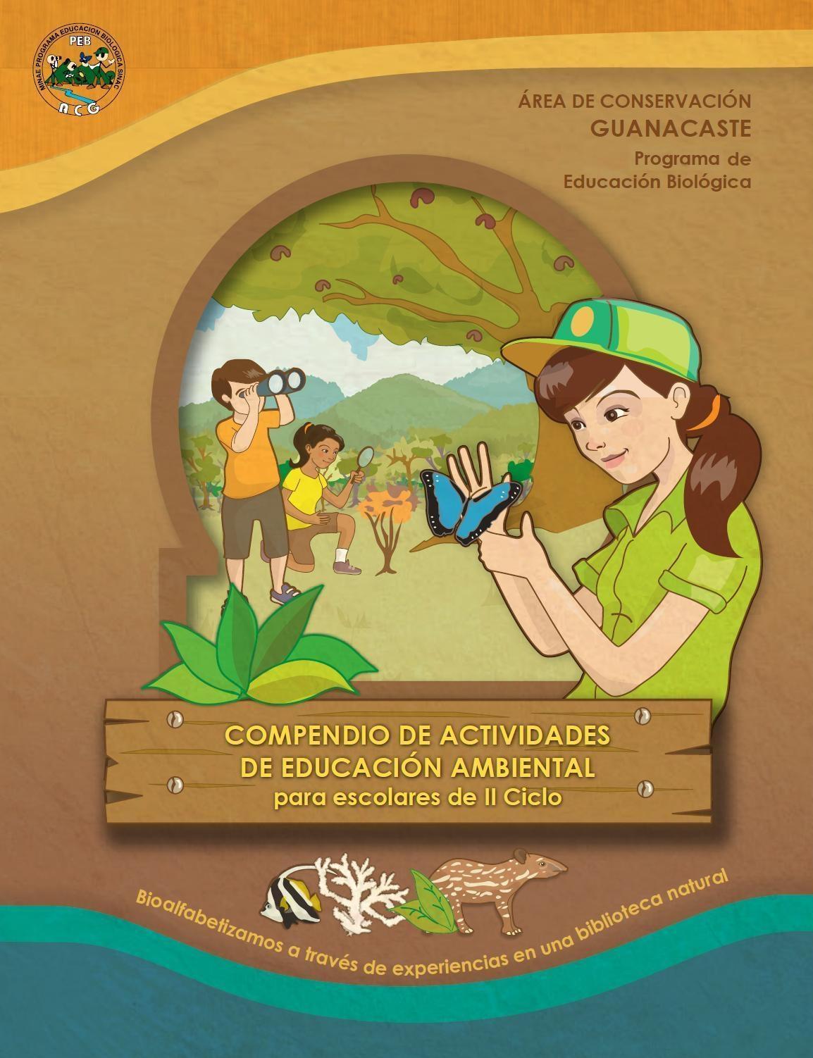 Compendio de Actividades de Educación Ambiental para Escolares de II Ciclo