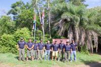 Curso de formación básica integral para guardaparques en áreas marinas protegidas
