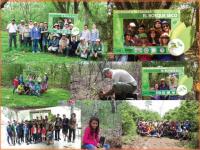 ¡Alcanzar metas, lograr sueños!  Proyecto Corredores de Fauna ACG