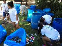 Empresas y voluntarios se motivan y colaboran con el medio ambiente
