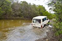 Cierre temporal de ingreso a Playa Naranjo, Sector Santa Rosa