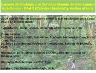 Foro: ¿Qué tipo de parques nacionales serían los más funcionales para Costa Rica y su biodiversidad?