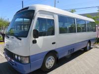 Donación de microbús a Programa de Educación Biológica