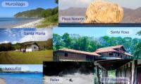 Sitios turísticos de ACG, Semana Santa Abril 2017
