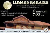 Lunada Bailable en Sector Santa Rosa