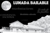 Lunada bailable en los Corrales de Piedra, Sector Santa Rosa (Parque Nacional Santa Rosa)